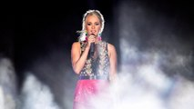 Carrie Underwood's miscarriages made her 'get real with god'