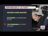 """Sentencia a """"La Tuta"""", ex líder de Los Caballeros Templarios"""
