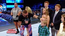 Heath Slater introduces the WWE Universe to the Slaters- SmackDown LIVE, Sept. 6, 2016