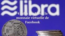 4 infos sur Libra, la monnaie virtuelle de Facebook