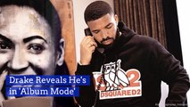 Drake Is Getting Ready To Promote His Next Album