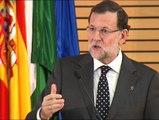 """Rajoy: """"Hablar de la economía española es hablar de recuperación"""""""