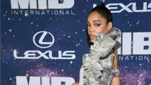 Tessa Thompson Gives Shout Out To Fan Cosplaying During 'Men In Black: International' Premiere