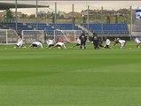 Ancelotti reúne a los suyos