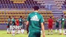 CAN 2019 : Entrainement des gardiens et jeu des joueurs