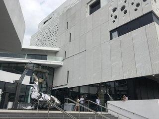 Inauguration du Musée Mer Marine de Bordeaux