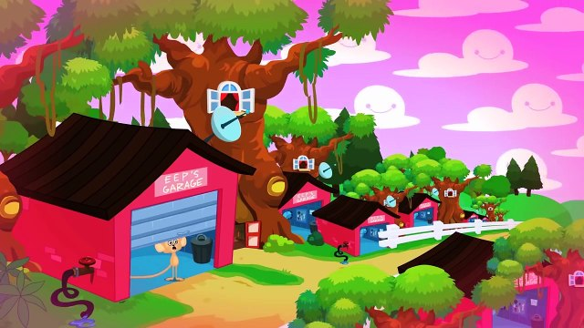 FRIENDLY DANGER | BRUM cartn | cartn mvie 2018 | Funny Animated cartn | Dessin Animé |만화 漫画