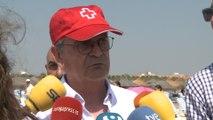 Cruz Roja apela a la prudencia en las playas y piden a los bañistas que respeten las normas