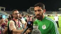 Algeria prepare for their  AFCON Group C opener against Kenya