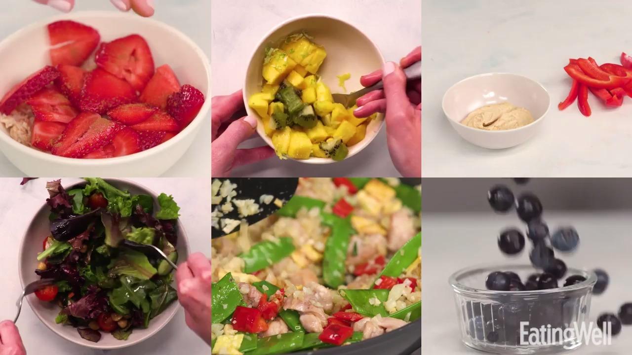 What Heart-Healthy Eating Looks Like