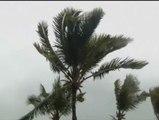 Alerta máxima en Baja California, México, por el paso del huracán Odile