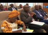 RTG - Audition duMinistre de l'Économieet des finances, RogerOwonoMba auSénat
