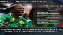 FOOTBALL: FIFA Women's World Cup: 5 things review - Cameroon 2-1 New Zealand