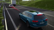 Volkswagen Passat IQ. Drive ACC
