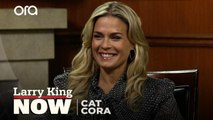 """Something for everybody"": Cat Cora on why 'Family Food Fight' is so inclusive"