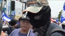 """Las protestas no cesan en Nicaragua mientras el presidente Ortega califica a los manifestantes de """"terroristas"""""""