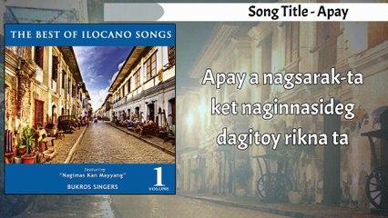 Bukros  Singers - Apay (Lyrics Video)