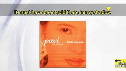 Pavi With Tropicalia - The Wind Beneath My Wings (Original Minus One)