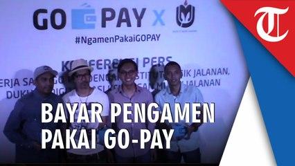 Go-pay X Fintech yang Mudahkan Pengamen Dapatkan Saweran