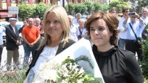 El PP vasco homenajea en solitario a Miguel Ángel Blanco
