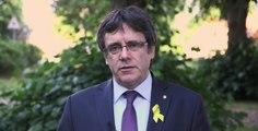 Carles Puigdemont demana l'alliberament dels membres del seu darrer govern en presó preventiva