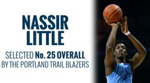 Trail Blazers select Nassir Little in 2019 NBA Draft