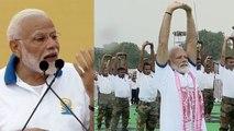 International Yoga Day : PM Narendra Modi leads celebrations in Ranchi | Oneindia News
