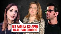 Hrithik Roshan Gets SUPPORT From Ex-Wife Sussane Khan | REACTS On Sunaina Roshan