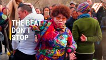 China's Hip-Hop Dancing Grandma