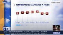 Canicule: jusqu'à 40°C sont attendus la semaine prochaine
