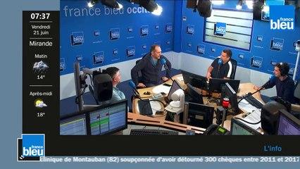 France Bleu Occitanie matin du vendredi 21 juin 2019