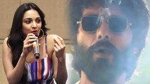 Kiara Advani's shocking comment on Shahid Kapoor's role in Kabir Singh | FilmiBeat