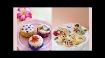 Cette pâtissière fait de ses gâteaux de vraies œuvres d'art grâce à des fleurs comestibles