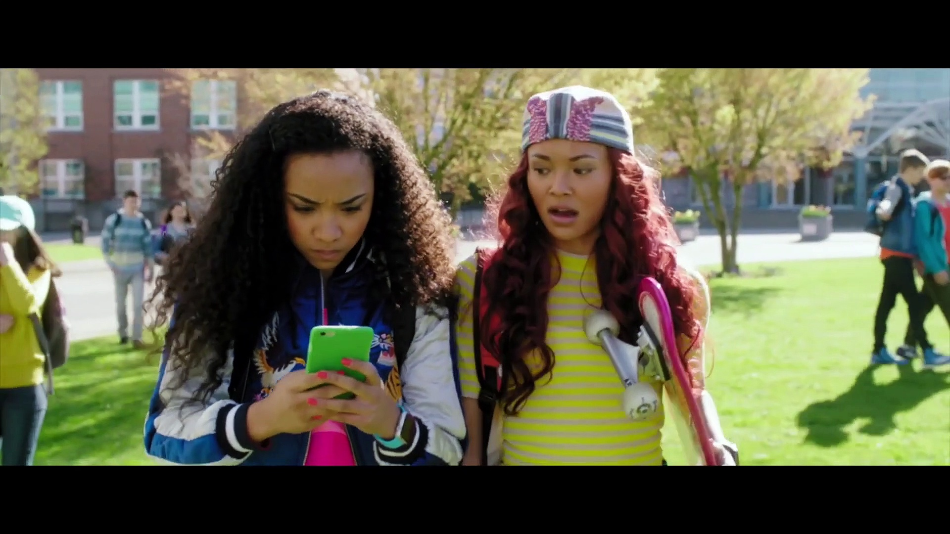 Project Mc² | Meeting The Quail | STEM Compilation | Streaming Now on Netflix! | Teen TV