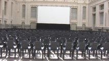 La Galería de Cristal acoge una edición más 'Cibeles de cine'