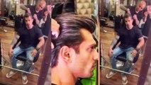 Karan Singh Grover's make up video of Mr Bajaj look | Boldsky
