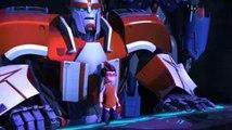 Transformers Prime S03E04 Rebellion