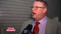 Bruce Prichard on why Undertaker vs. Goldberg is tough to predict- SmackDown Exclusive, June 4, 2019