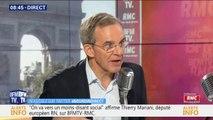 """Thierry Mariani (RN): """"Avoir voté Glucksmann, Bellamy, ou Loiseau, ça finira dans la même coalition"""" au Parlement européen"""