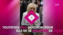 """Brigitte Macron excédée d'être qualifiée de """"cougar"""""""