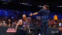 Daniel Bryan & Rowan disparage California's air quality- SmackDown Exclusive, June 18, 2019