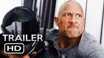 HOBBS AND SHAW: FAST - FURIOUS Official Trailer (2019) Dwayne Johnson Action Movie HD