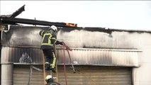 Numerosos destrozos y desperfectos en Nantes (Francia) en la segunda noche de disturbios
