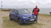 SEAT Arona TGI – Erstes Kompakt SUV mit CNG Antrieb im Test