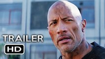HOBBS AND SHAW: FAST - FURIOUS Super Bowl Trailer (2019) Dwayne Johnson Action Movie HD