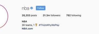 Die 7 wichtigsten NBA-Instagram-Seiten für Basketball-Fans