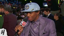 Ja Morant Post Draft Interview - 2019 NBA Draft