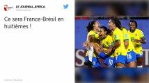 Coupe du monde féminine. La France affrontera le Brésil en huitièmes de finale au Havre