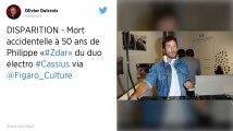 La French Touch en deuil après la mort de Philippe Zdar, moitié de Cassius