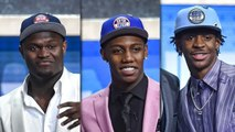 2019 NBA Draft - Full First Round Picks - Zion Williamson, RJ Barrett - Ja Morant